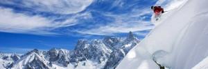 skier en France
